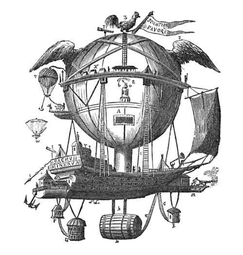 Minerva Balloon 1804