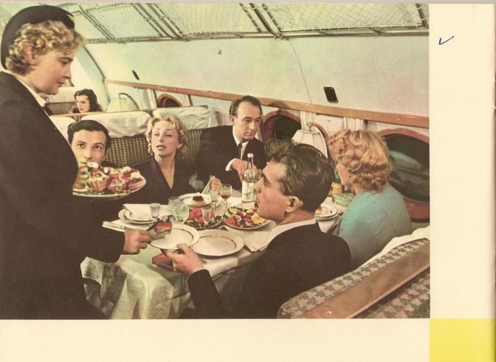 Photo courtesy of Aeroflot archives