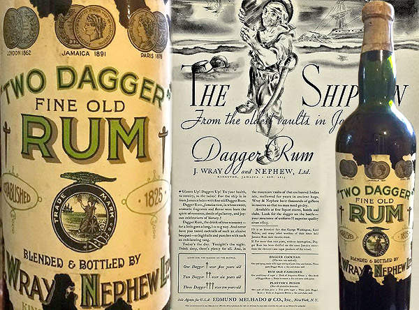 Like your rum aged? Try this one...